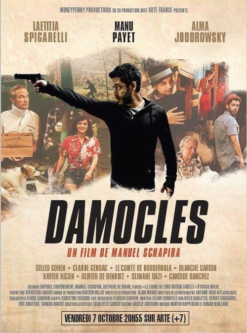 The poster of Damocles
