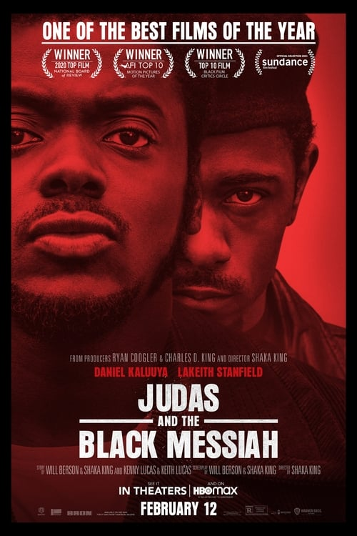 Judas and the Black Messiah Movie Poster