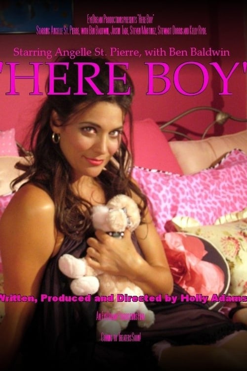 Here, Boy! poster