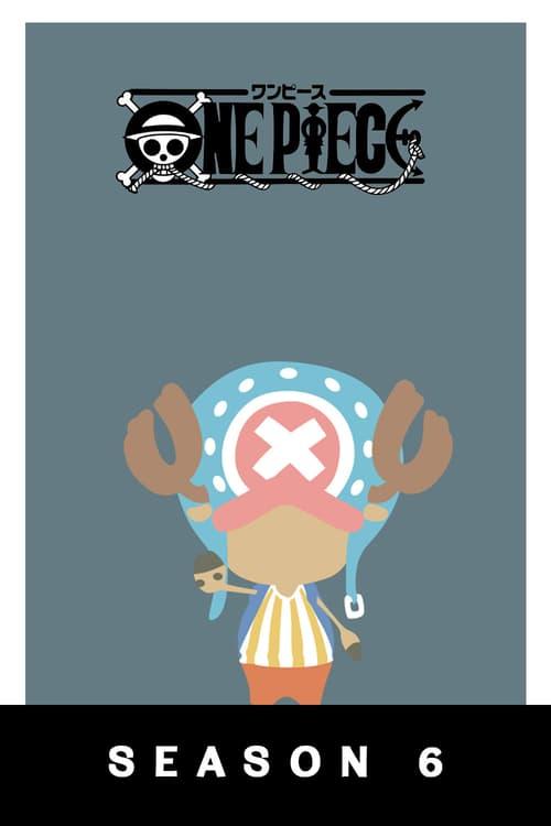 One Piece Season 6