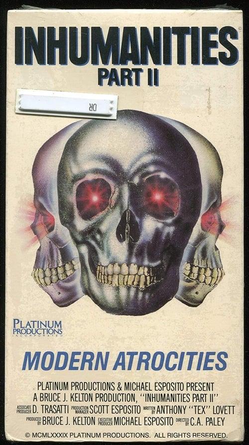 Inhumanities II: Modern Atrocities (1989)