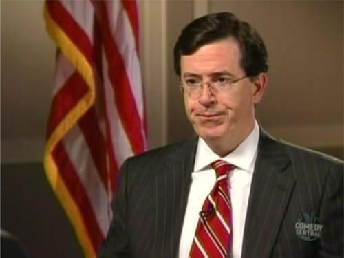 The Colbert Report: Season 4 – Episode Richard Brookhiser, Tad Devine