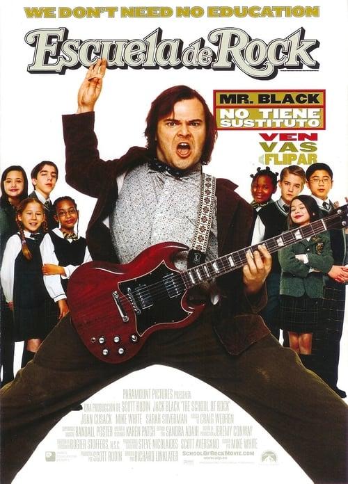 School of Rock Peliculas gratis
