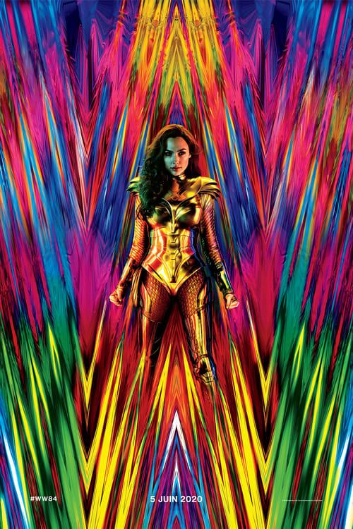 [720p] Wonder Woman 1984 (2020) streaming fr