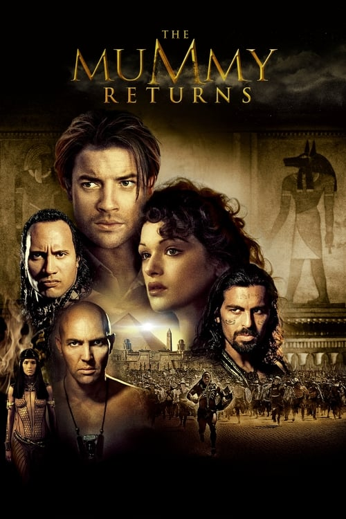 The Mummy Returns Movie Poster