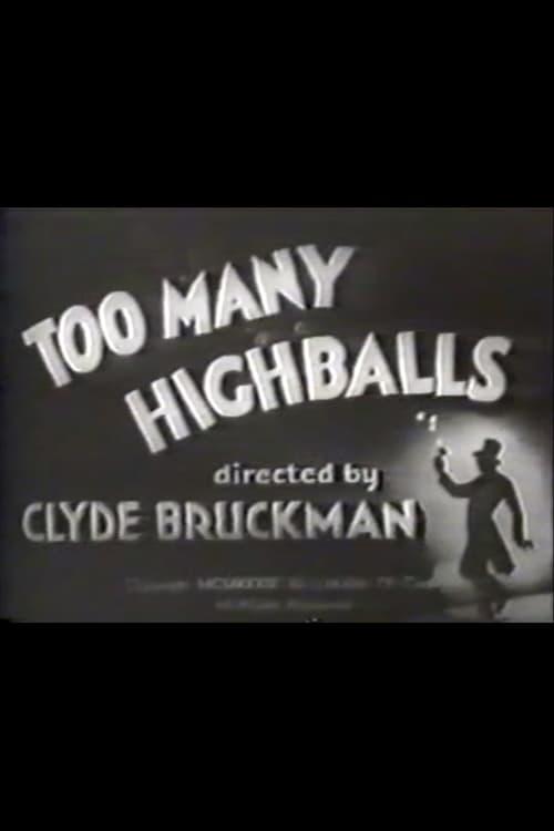 Película Too Many Highballs En Buena Calidad Hd 720p