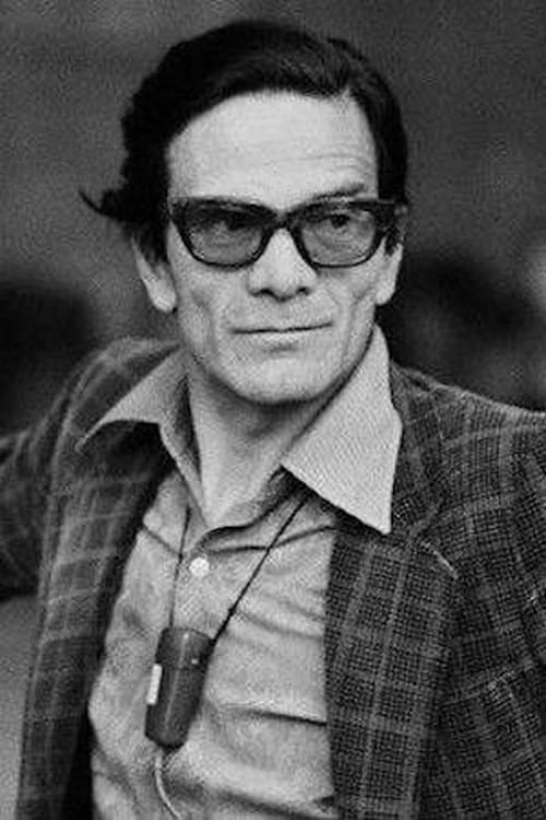 Largescale poster for Pier Paolo Pasolini