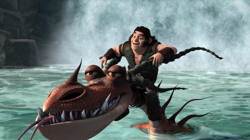 DreamWorks Dragons: Race to the Edge Pt. 3 – Episode A Grim Retreat