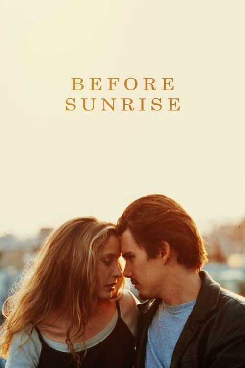 Before Sunrise Movie Poster