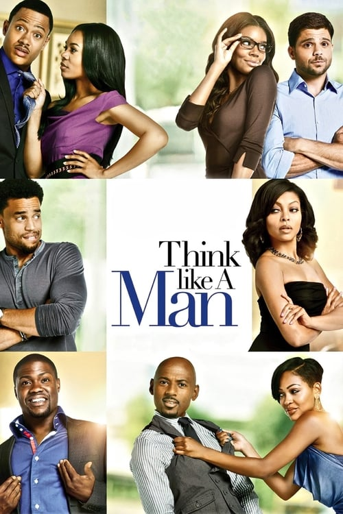 Think Like a Man - Poster