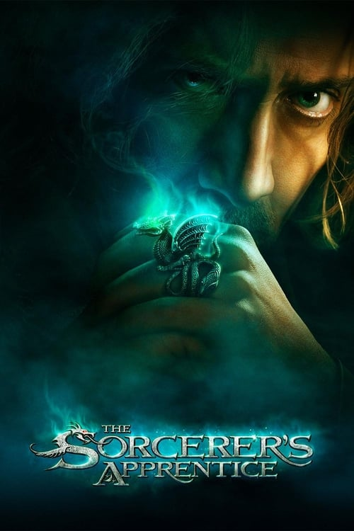The Sorcerer's Apprentice - Poster