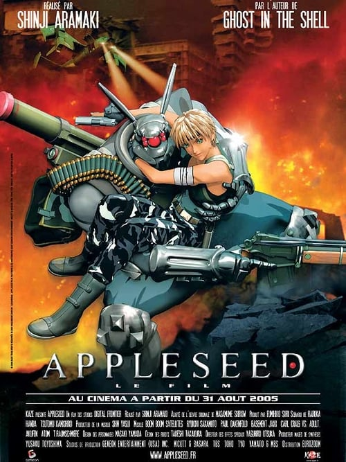 [1080p] Appleseed (2004) streaming fr