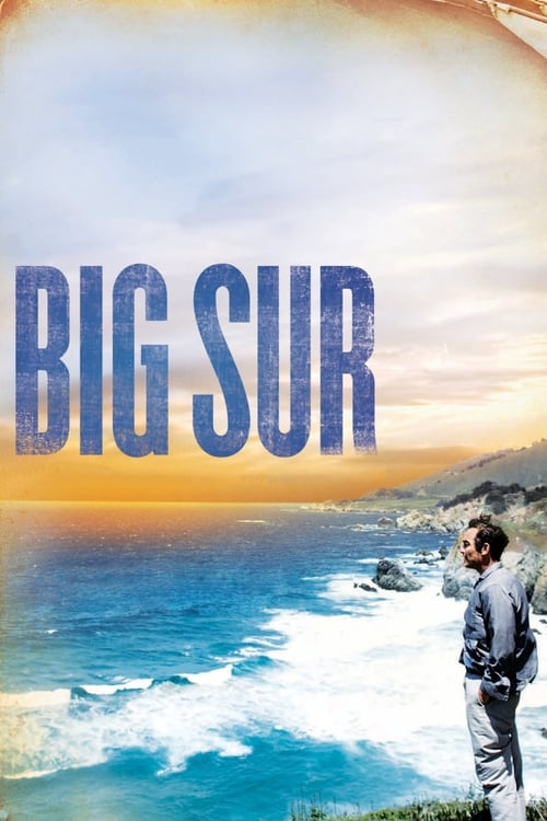 The poster of Big Sur