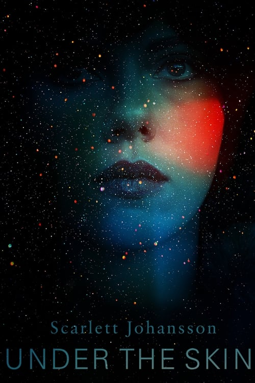 Under the Skin - Poster
