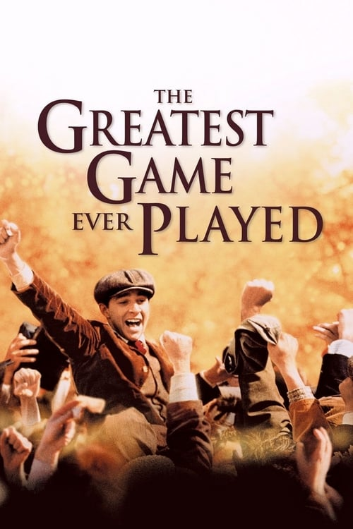 The Greatest Game Ever Played film en streaming