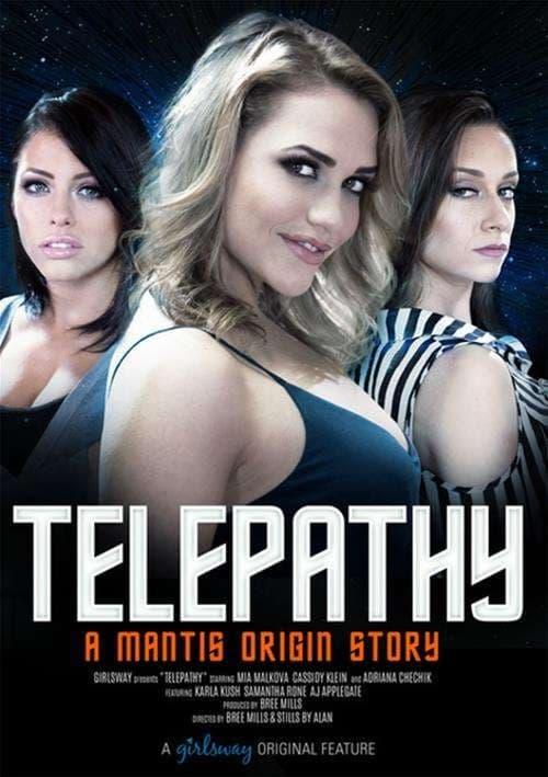Telepathy A Mantis Origin Story 2016 - Cast  Crew -9062