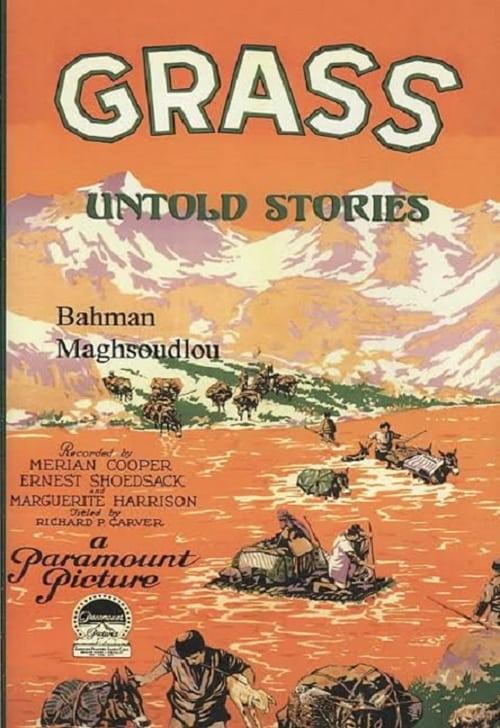 Película Grass: A Nation's Battle for Life Doblado Completo