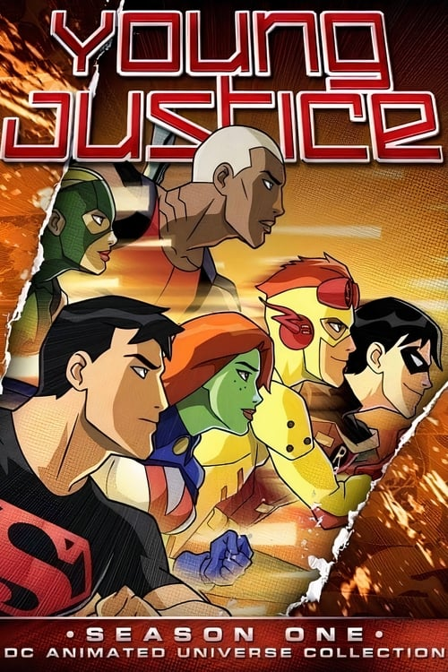 Subtitles Young Justice Season 1 in English Free Download