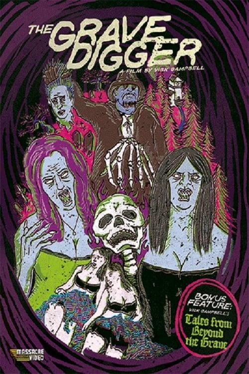 El sepulturero poster