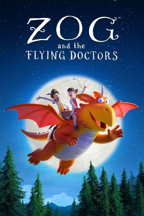 Zog and the Flying Doctors (2021) Poster