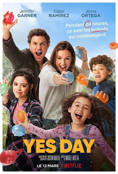 [FR] Yes Day (2021) streaming film en français