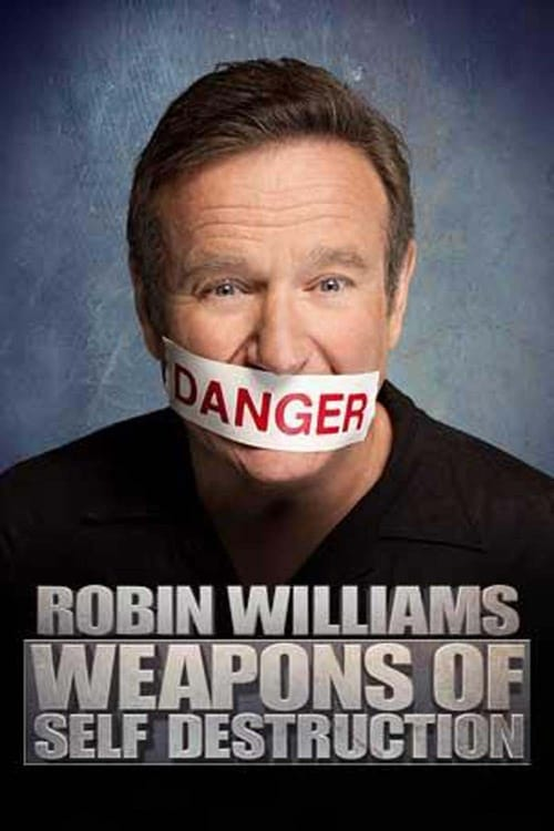 Mira Robin Williams: Weapons of Self Destruction En Buena Calidad Hd 1080p