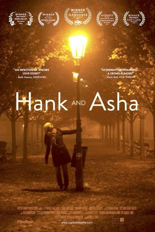Hank and Asha (2013) Poster
