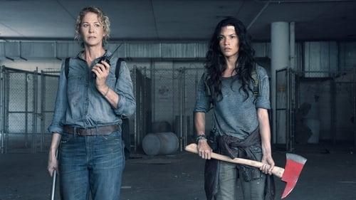 Fear the Walking Dead - Season 4 - Episode 15: I Lose People...