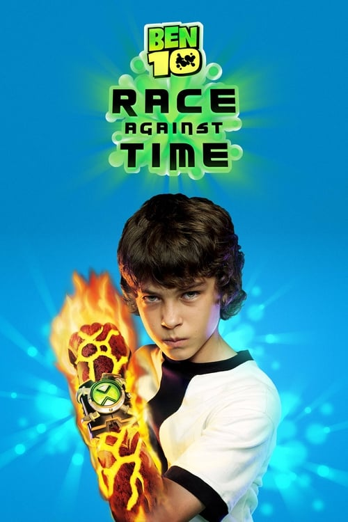 Ben 10: Race Against Time Poster