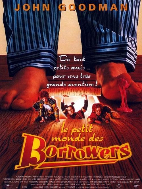 ★ Le Petit Monde des Borrowers (1997) streaming