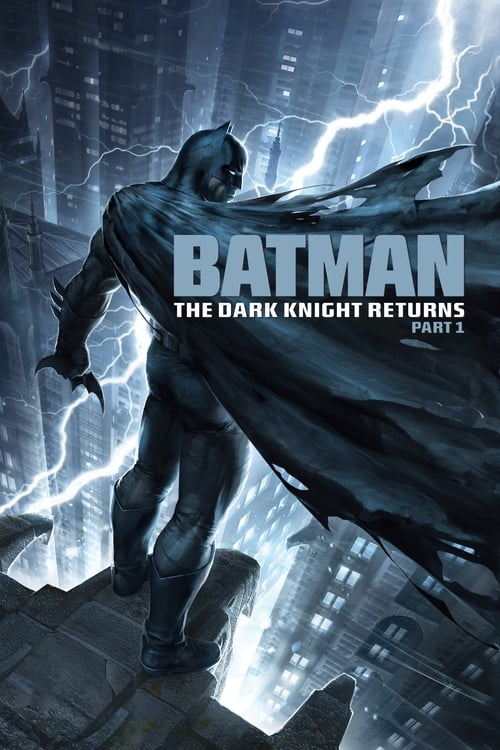 Image Batman : The Dark Knight Returns, Part 1