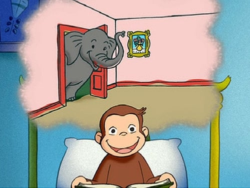 Curious George: Season 1 – Episod The Elephant Upstairs