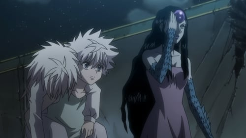 Hunter x Hunter: Season 2 – Episode Magic x Of x Despair