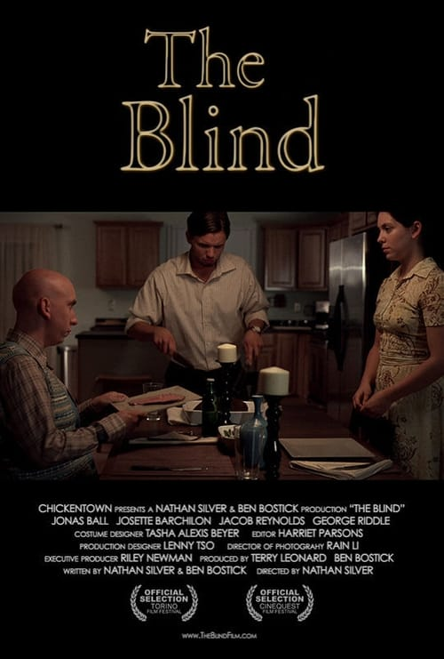 The Blind poster