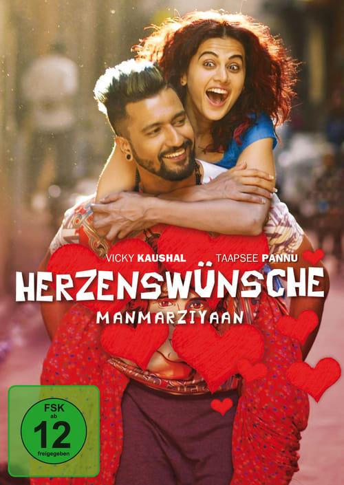 Herzenswünsche - Manmarziyaan - Liebesfilm / 2021 / ab 12 Jahre