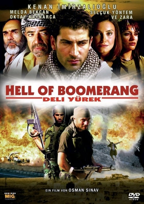 Hell of Boomerang Online