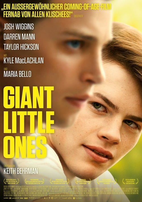 Film Ansehen Giant Little Ones In Deutscher Sprache An
