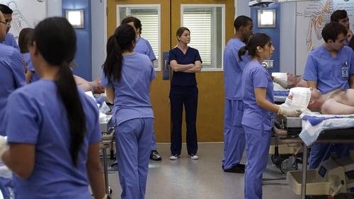 Grey's Anatomy - Season 12 - Episode 2: Walking Tall