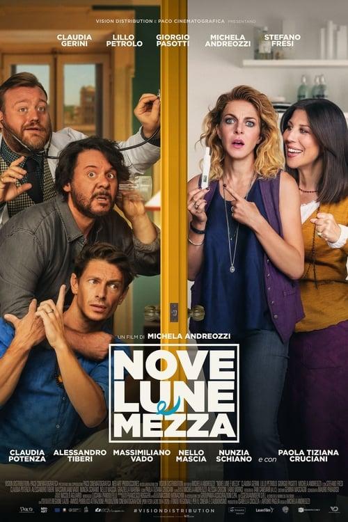 Mira La Película Nove lune e mezza En Español