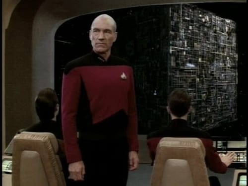 Star Trek: The Next Generation: Season 3 – Episod The Best of Both Worlds (1)