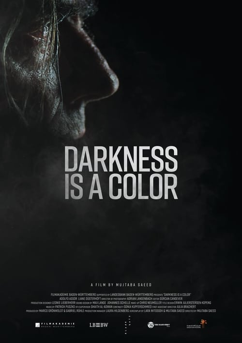 The Darkness Is A Color