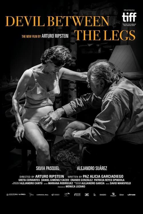 Devil Between the Legs (2021) Poster