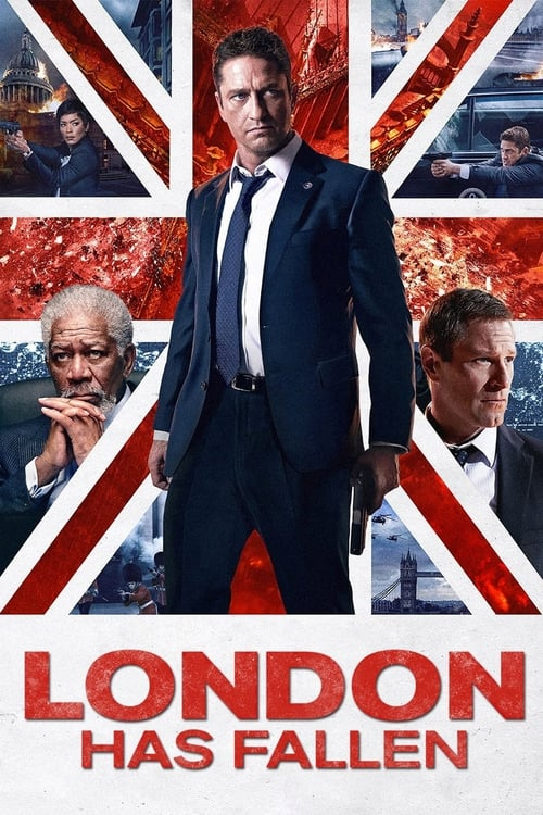 Largescale poster for London Has Fallen