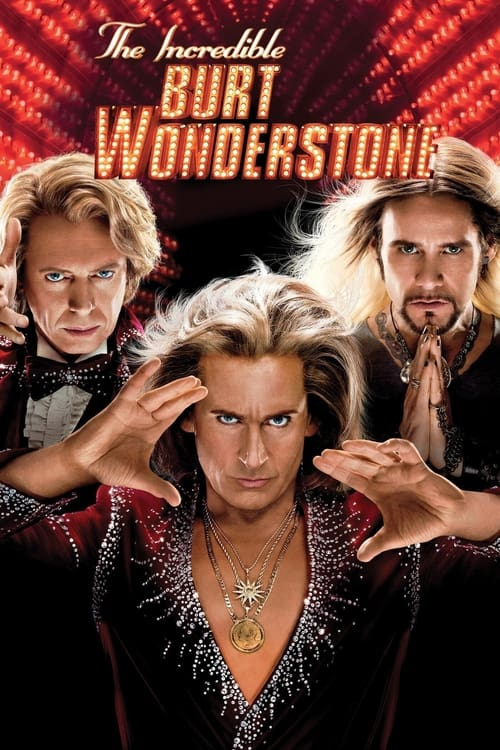 The Incredible Burt Wonderstone Affiche de film