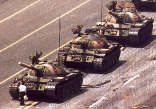 Frontline 2005 Tv Show: Season 24 – Episode The Tank Man
