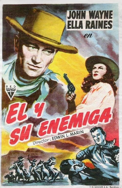 Película Él y su enemiga En Español En Línea