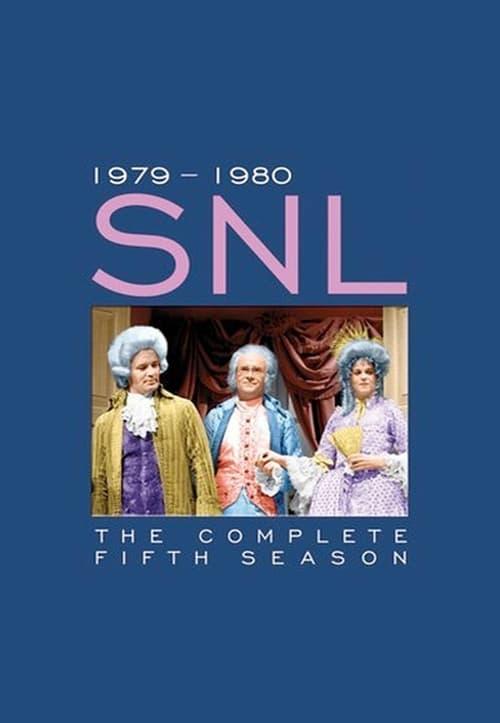 Saturday Night Live: Season 5
