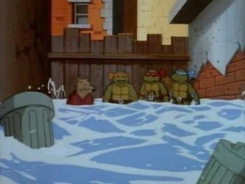 Teenage Mutant Ninja Turtles: Season 3 – Episode 20.000 Leaks Under the City