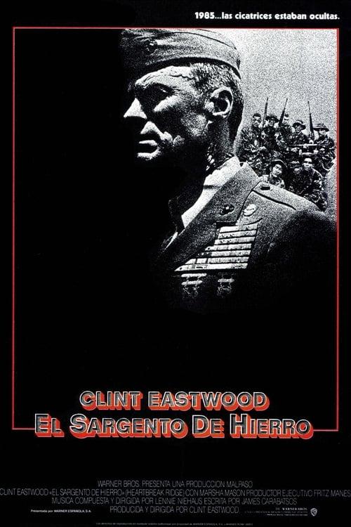 Película El sargento de hierro Con Subtítulos En Español