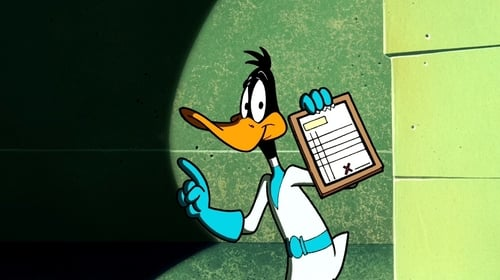 Duck Dodgers 2003 1080p Extended: Season 1 – Episode Detained Duck